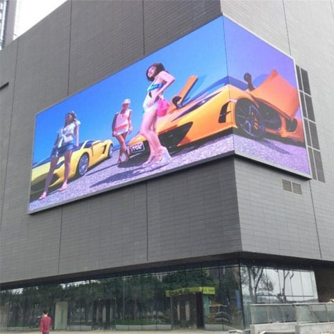 Outdoor LED Video Wall Solutions
