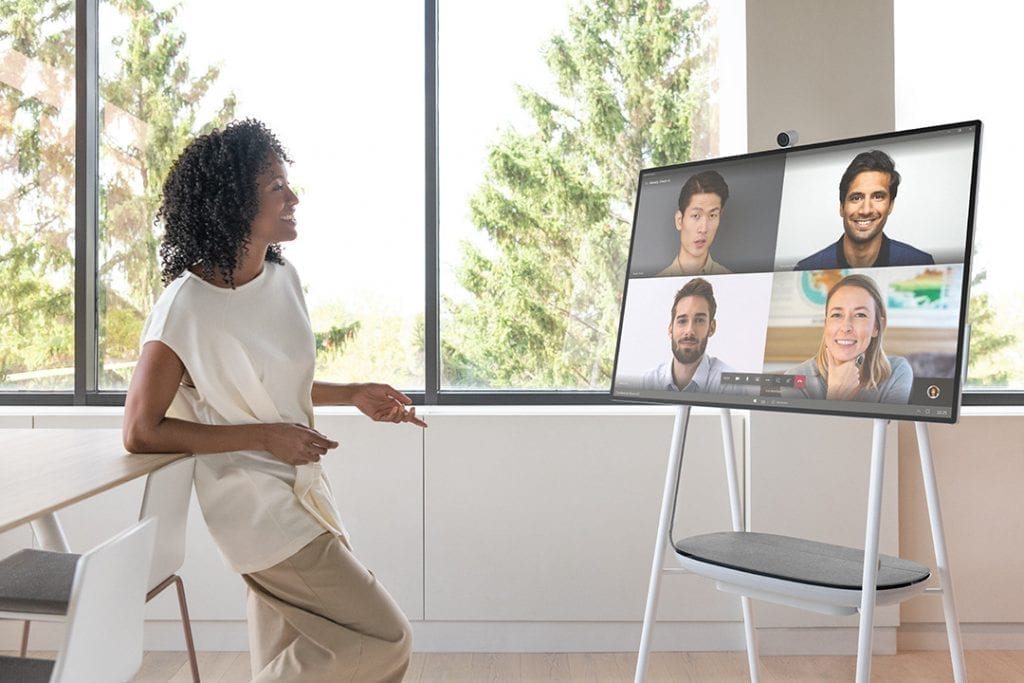 Microsoft Surface Hub 2S India