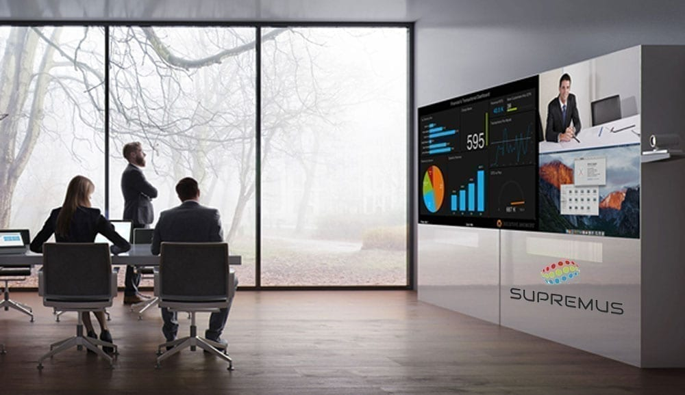 LED Video Wall for Boardrooms - Supremus Infinia